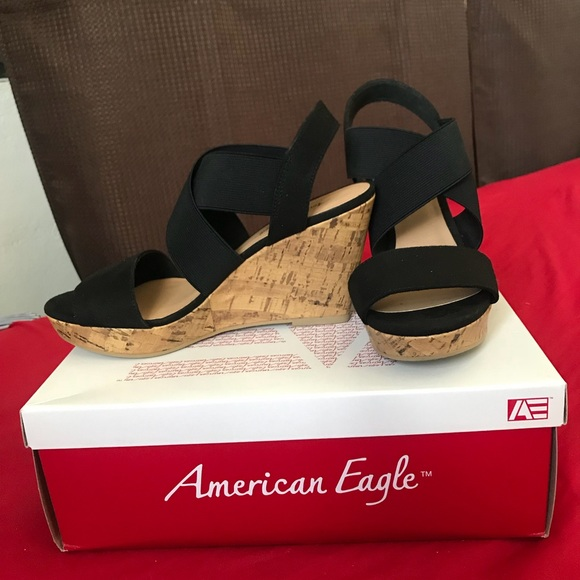 dfe6bf054b75 American Eagle By Payless Shoes - Ryan high wedge